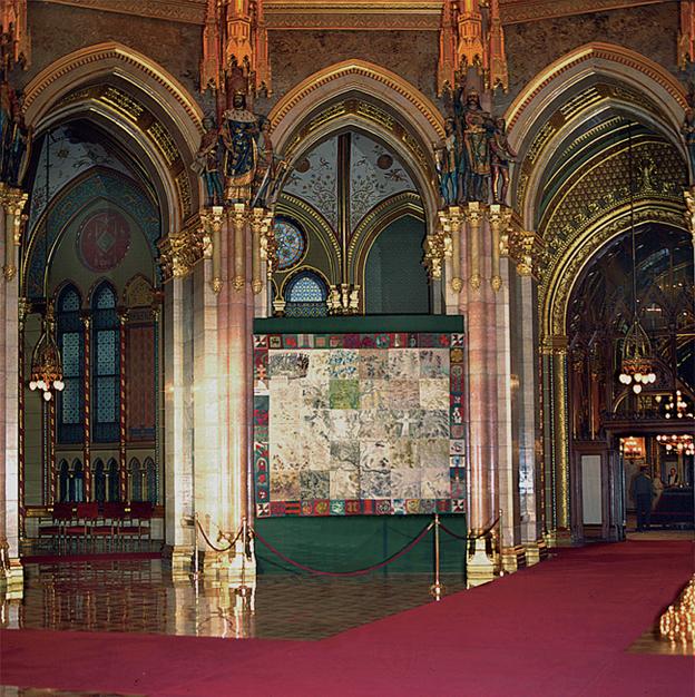Parlamenti kiállításk
